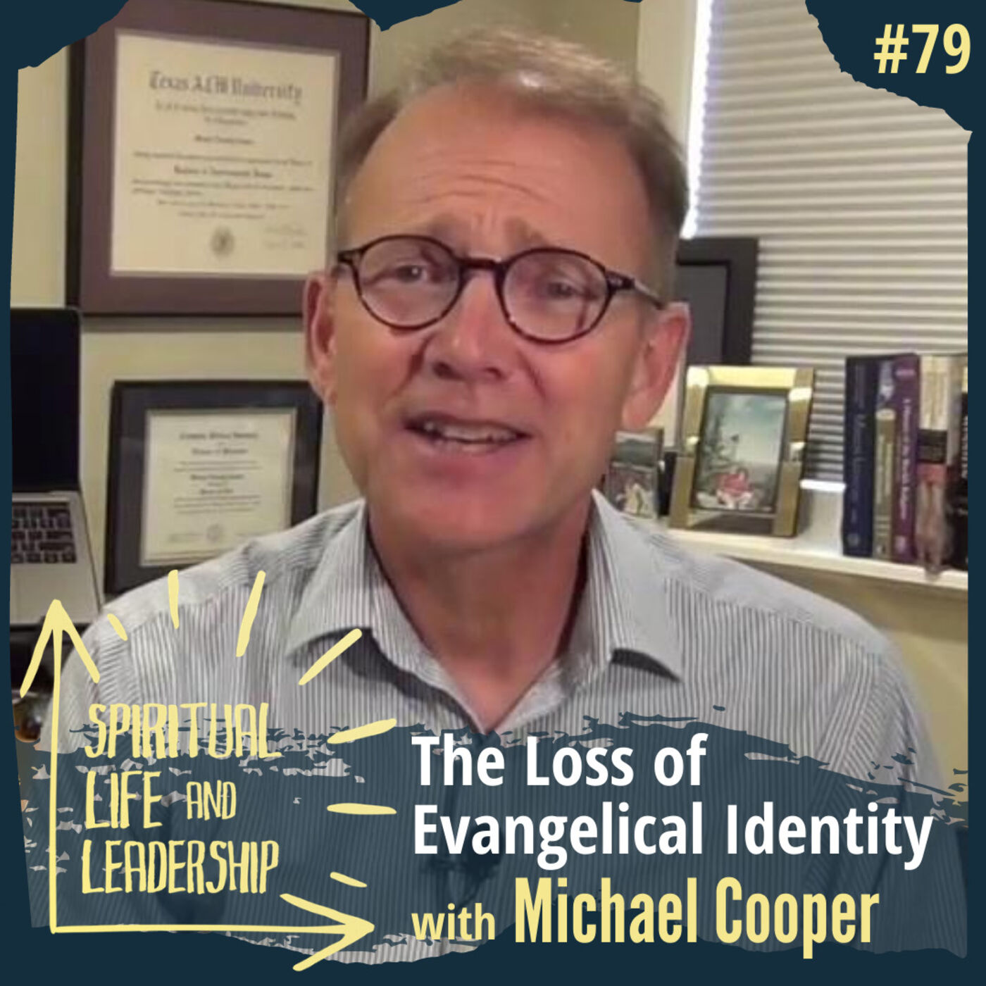 79. The Loss of Evangelical Identity, with Michael Cooper, author of When Evangelicals Sneeze