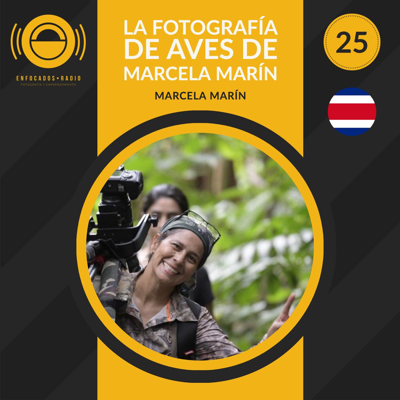 EP025: La fotografía de aves de Marcela Marín