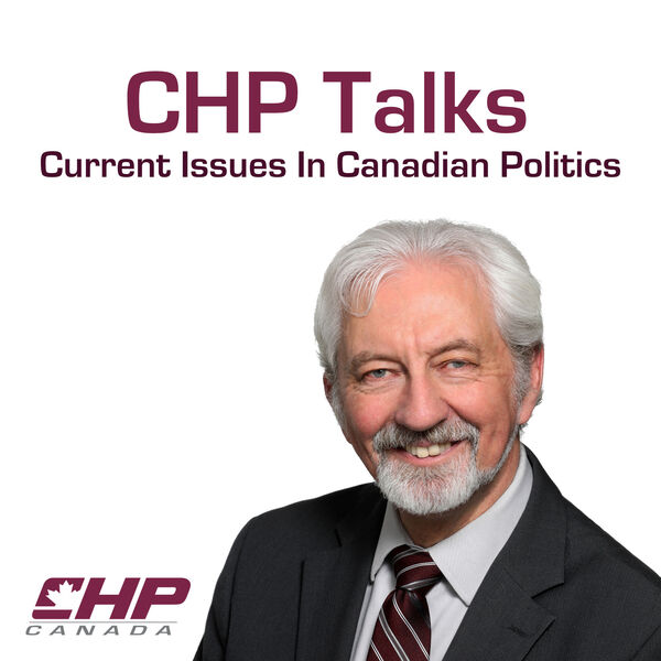 CHP TALKS Podcast Artwork Image