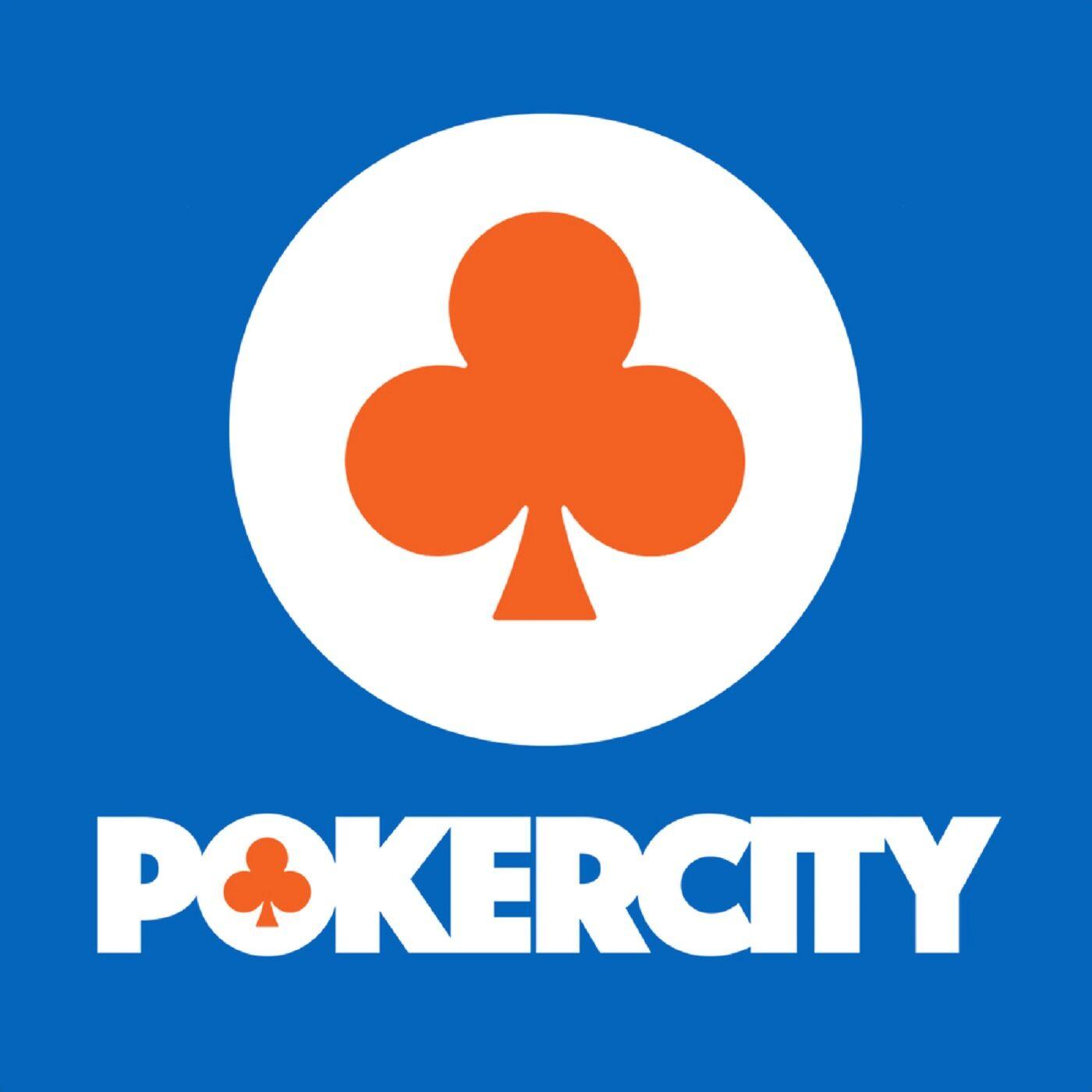 PokerCity Podcast logo