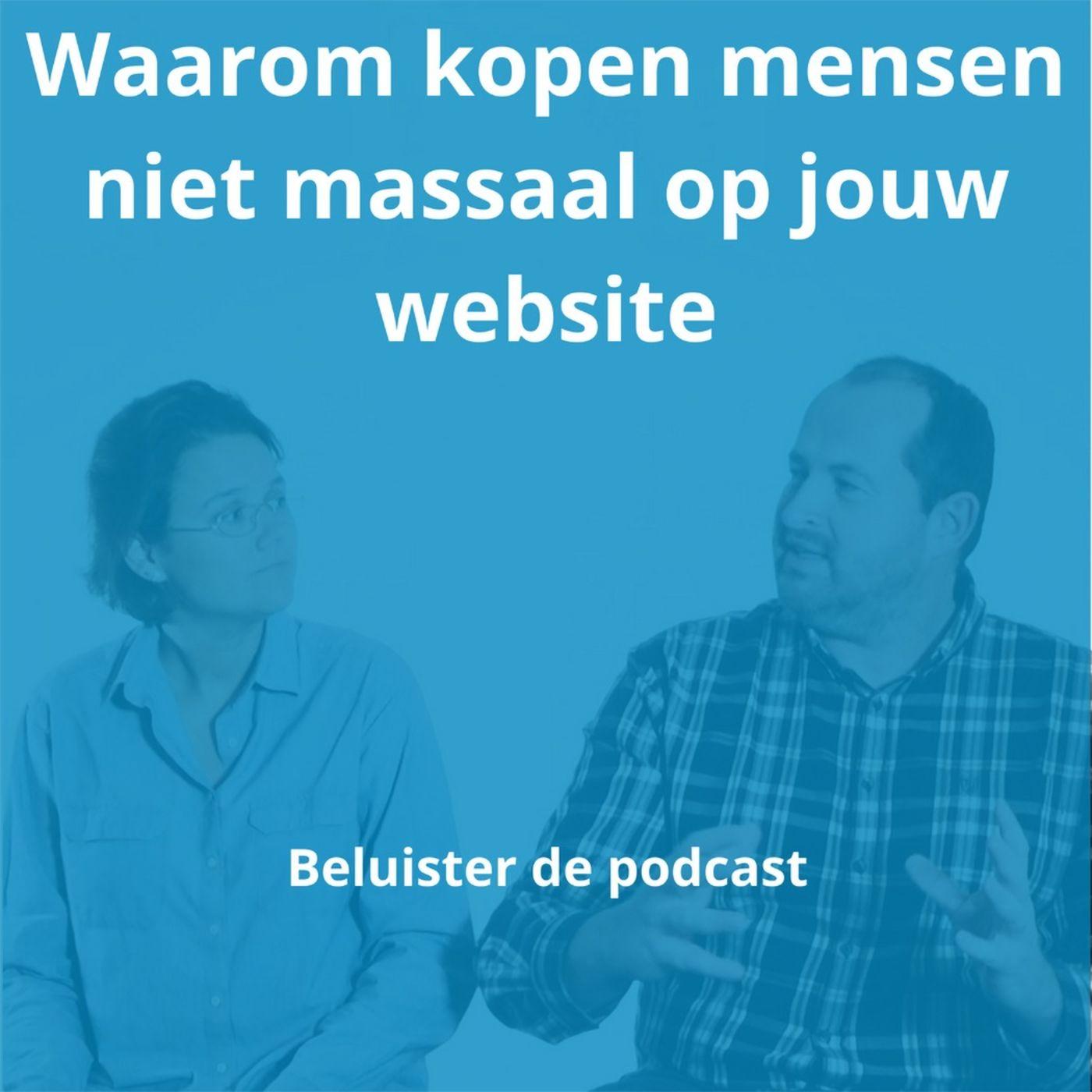 #1 Waarom mensen niet op jouw website kopen