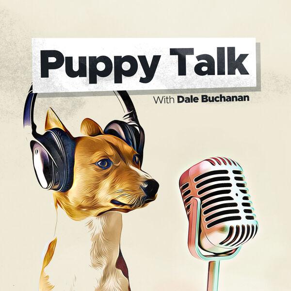 Puppy Talk Podcast Artwork Image