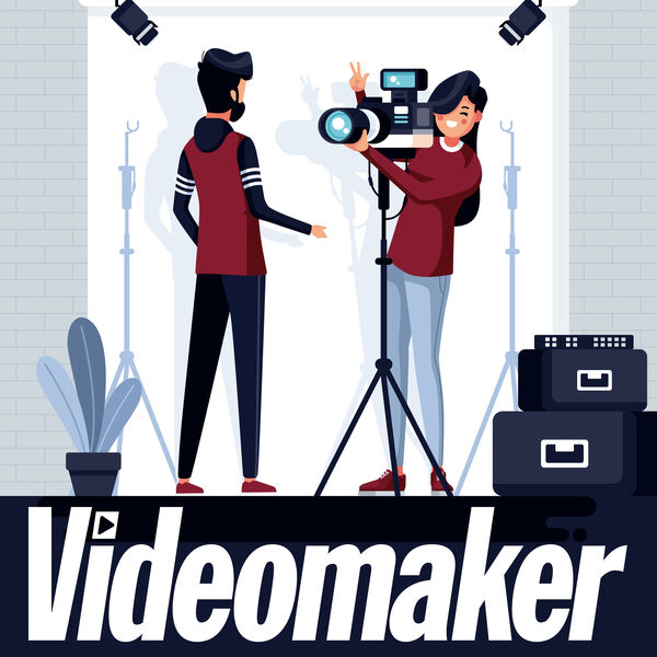 The Videomaker Podcast: Video Production Made Easy Podcast Artwork Image