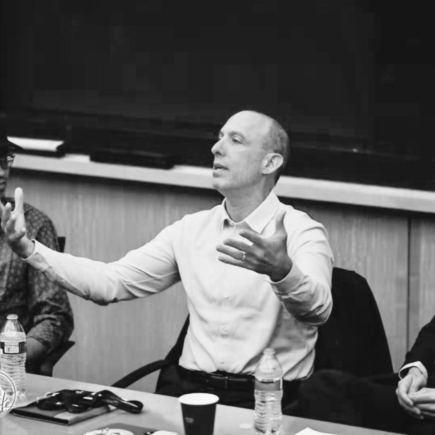 Richard Robinson, Beijing based Bostonian entrepreneur and professor