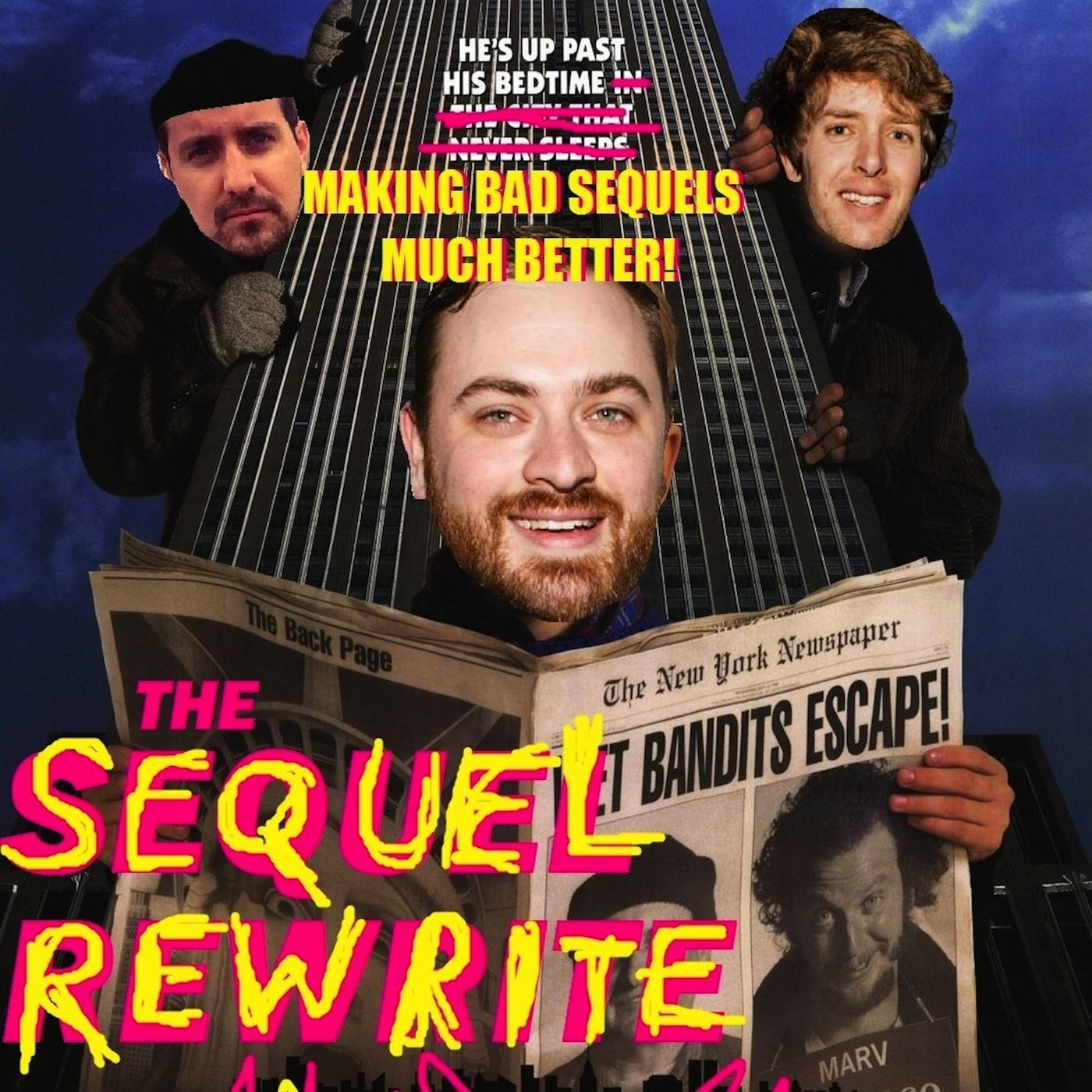 Sex and the City 2 (Live Rewrite!)