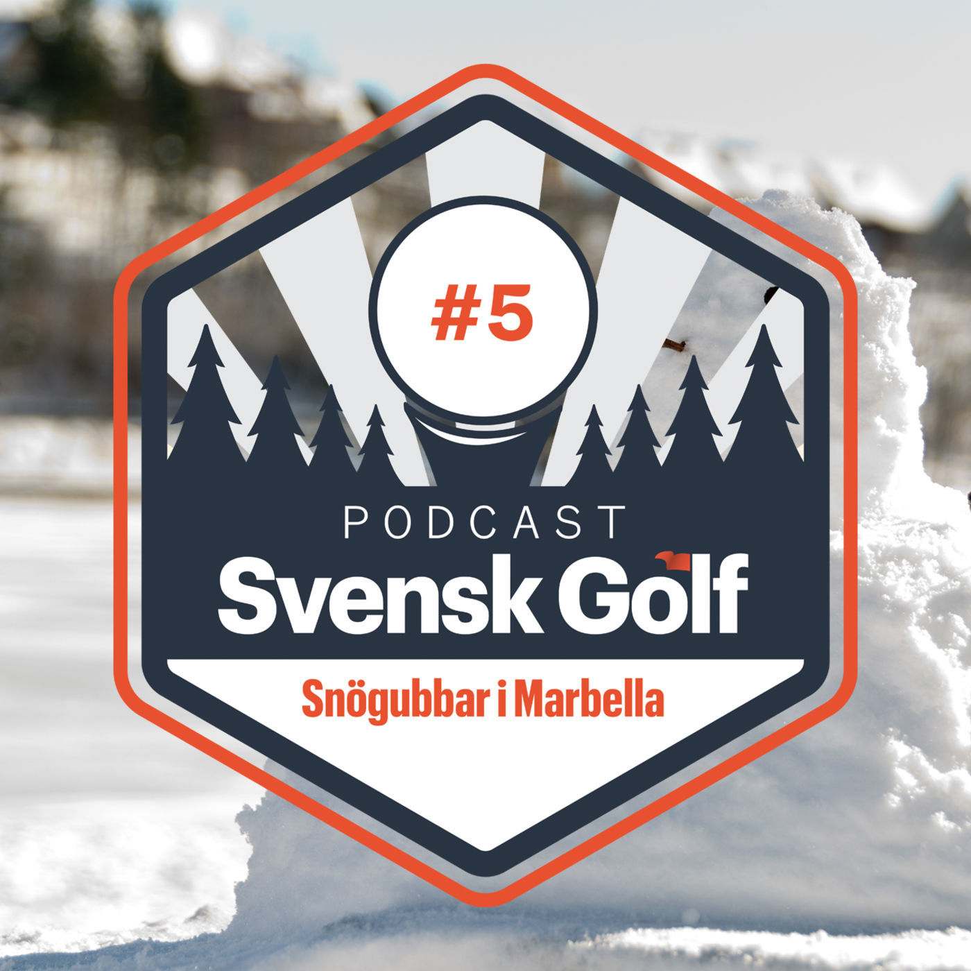 Svensk Golf Podcast