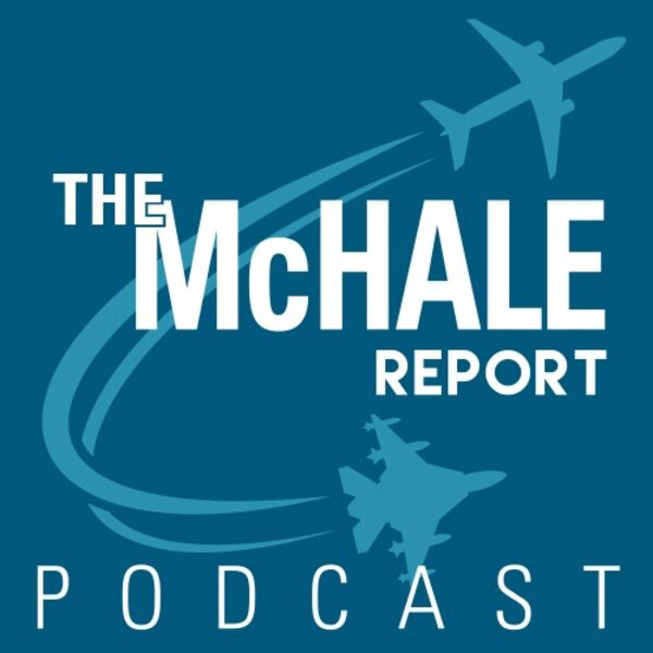 The McHale Report Podcast Podcast Artwork Image