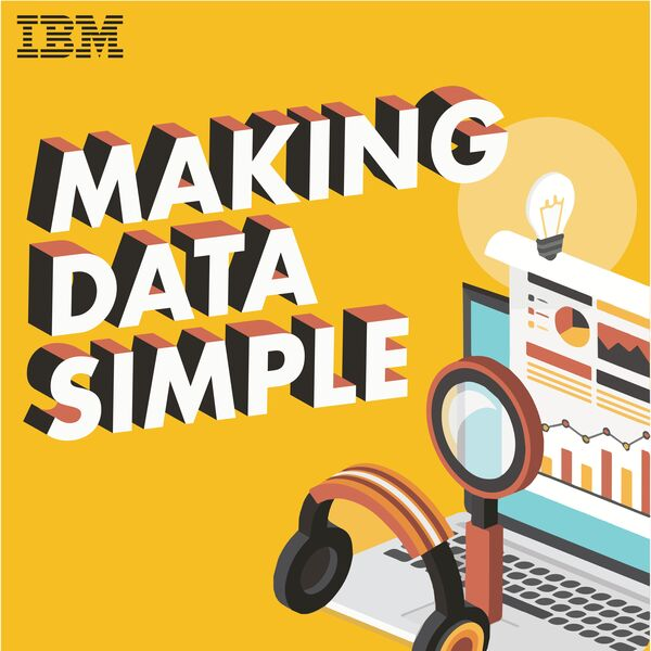 Making Data Simple Podcast Artwork Image