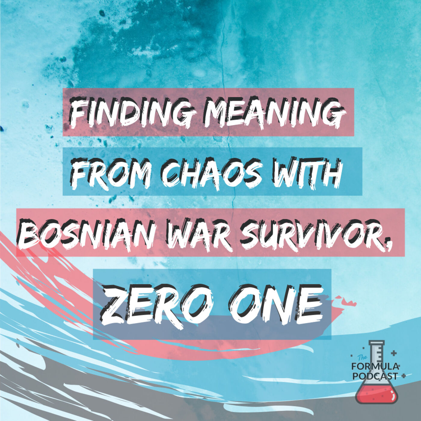 Finding Meaning From Chaos with Bosnian War Survivor, Zero One - #95