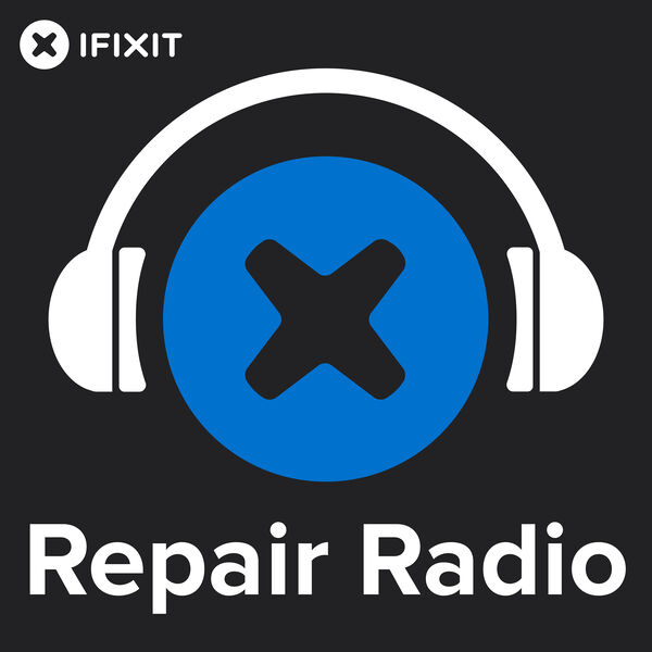Repair Radio: The Official iFixit Podcast Podcast Artwork Image