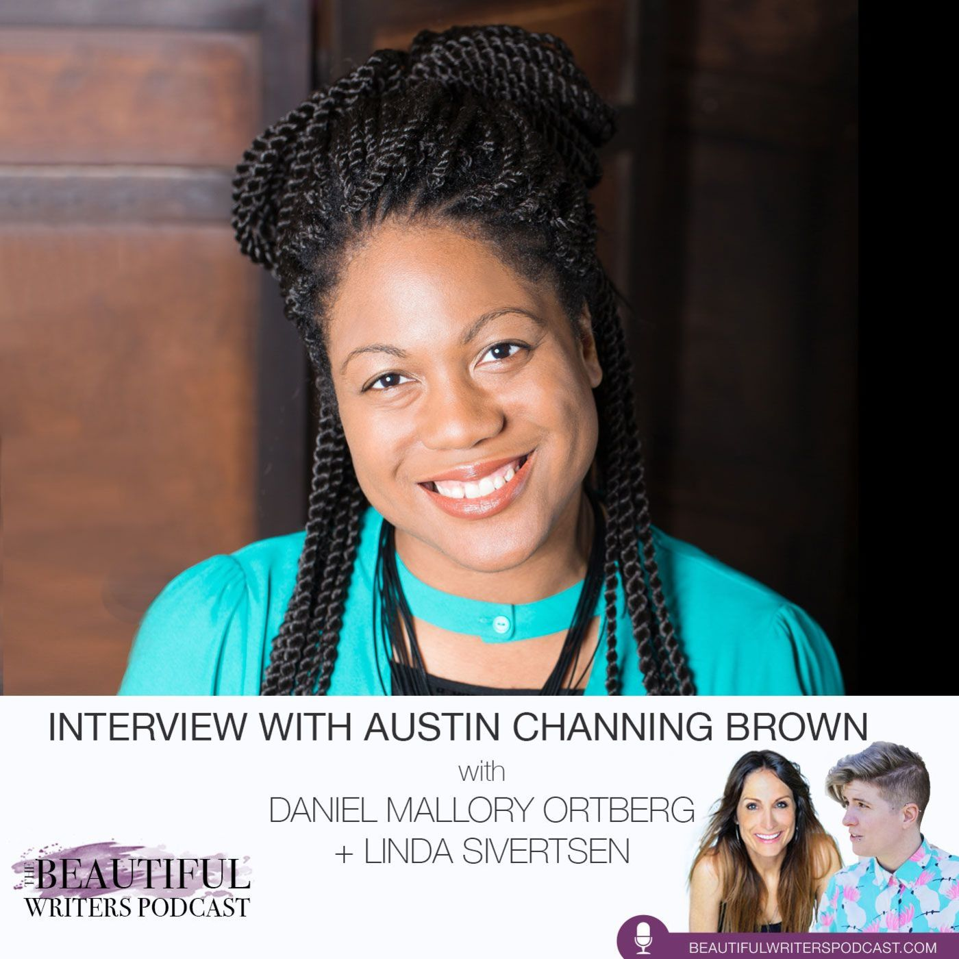 Austin Channing Brown: Racial Justice & the Power of the Pen