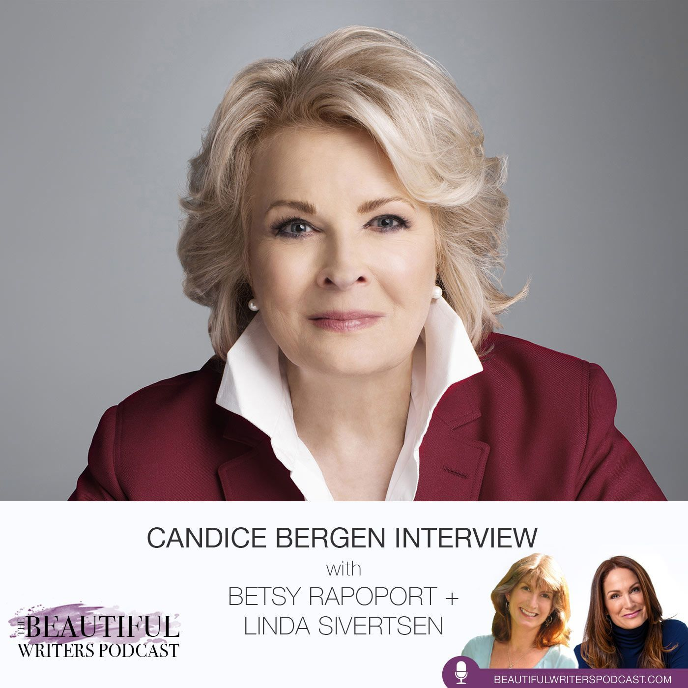 Candice Bergen: Memoirs & Collaboration