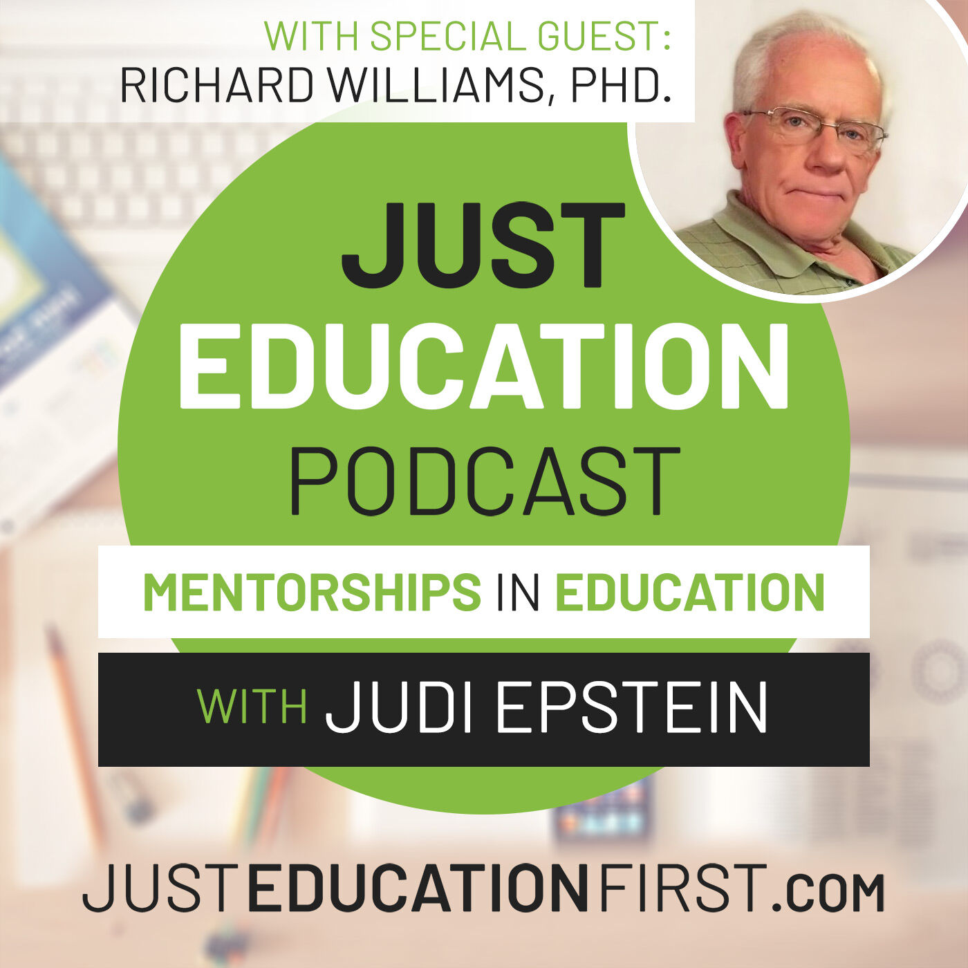 Episode 23 - Richard Williams, PhD. | Discovering Miracles of Autism