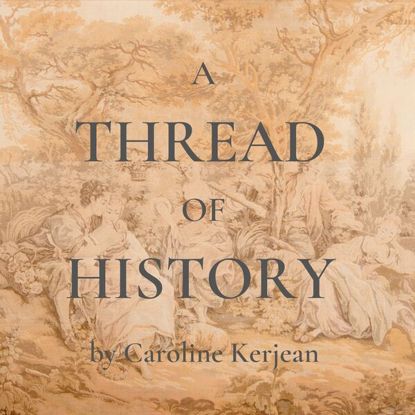 A Thread of History: Teahouse Poems to Nurture the Past and Rewild the Spirit Podcast Artwork Image