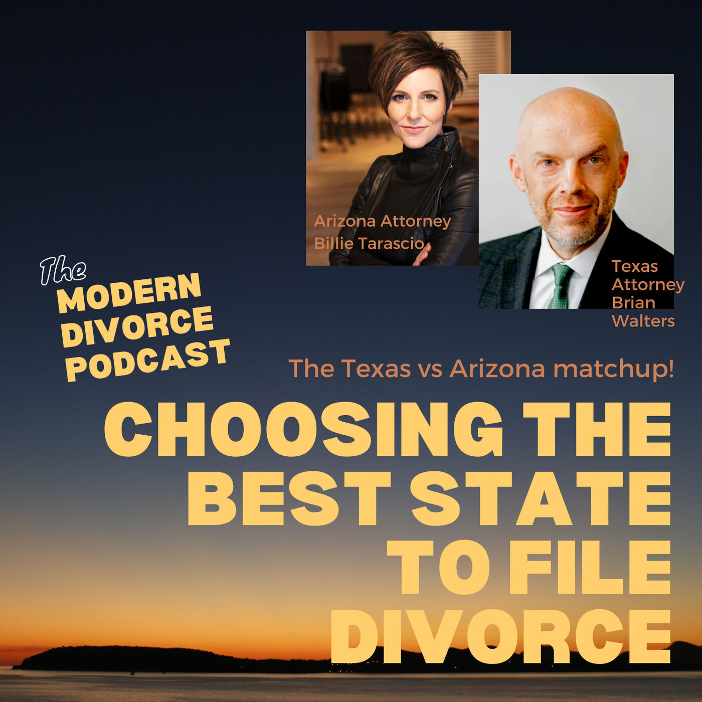 Modern Divorce: It matters where you file your divorce