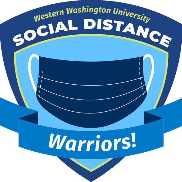WWU Social Distance Warriors Podcast Artwork Image