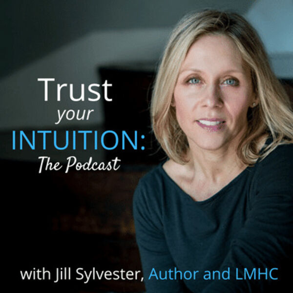 Trust Your Intuition: The Podcast  Podcast Artwork Image