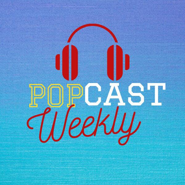 PopCast Weekly Podcast Artwork Image
