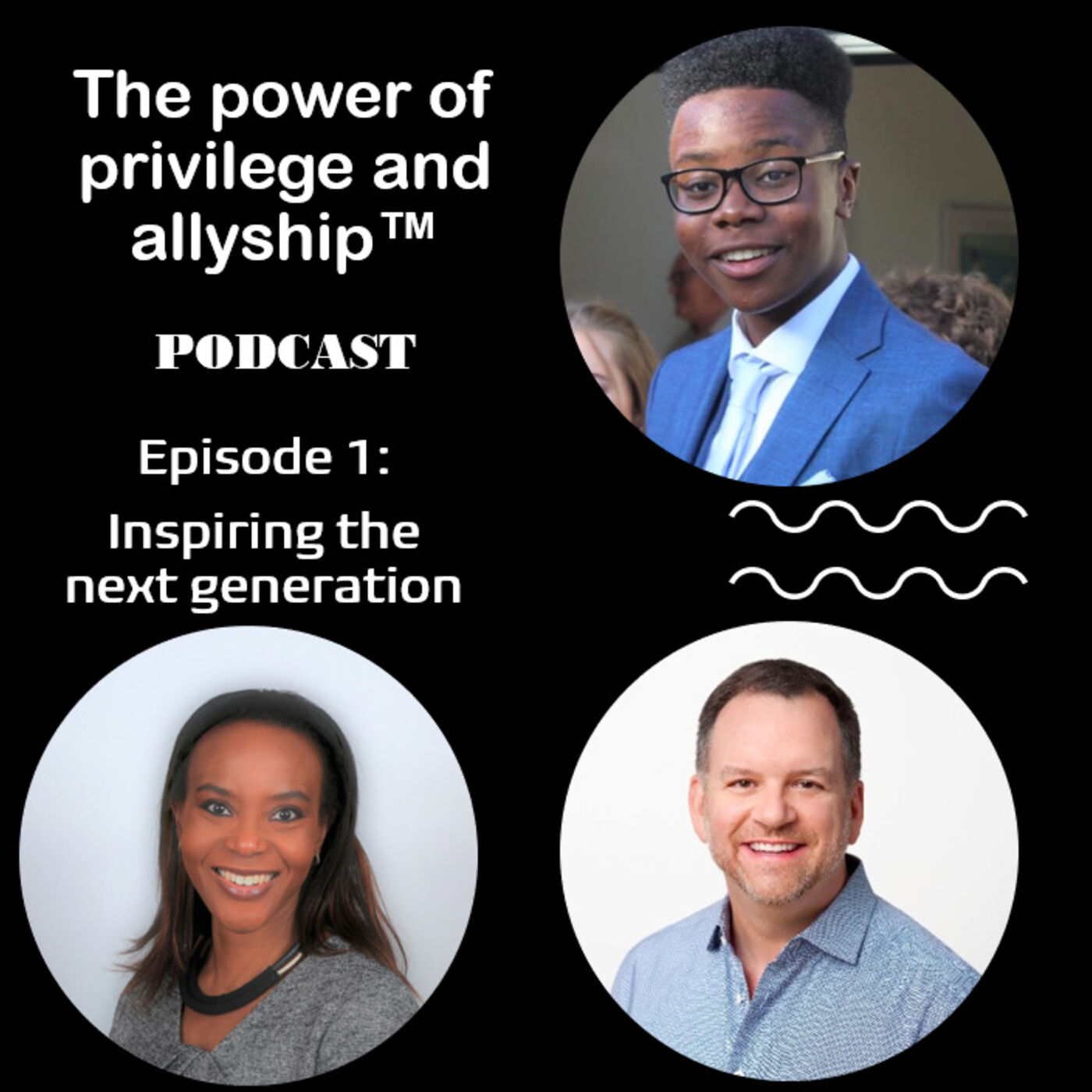 S1 Ep 1: Inspiring the next generation feat. Chuck Stephens and Max Abimbola