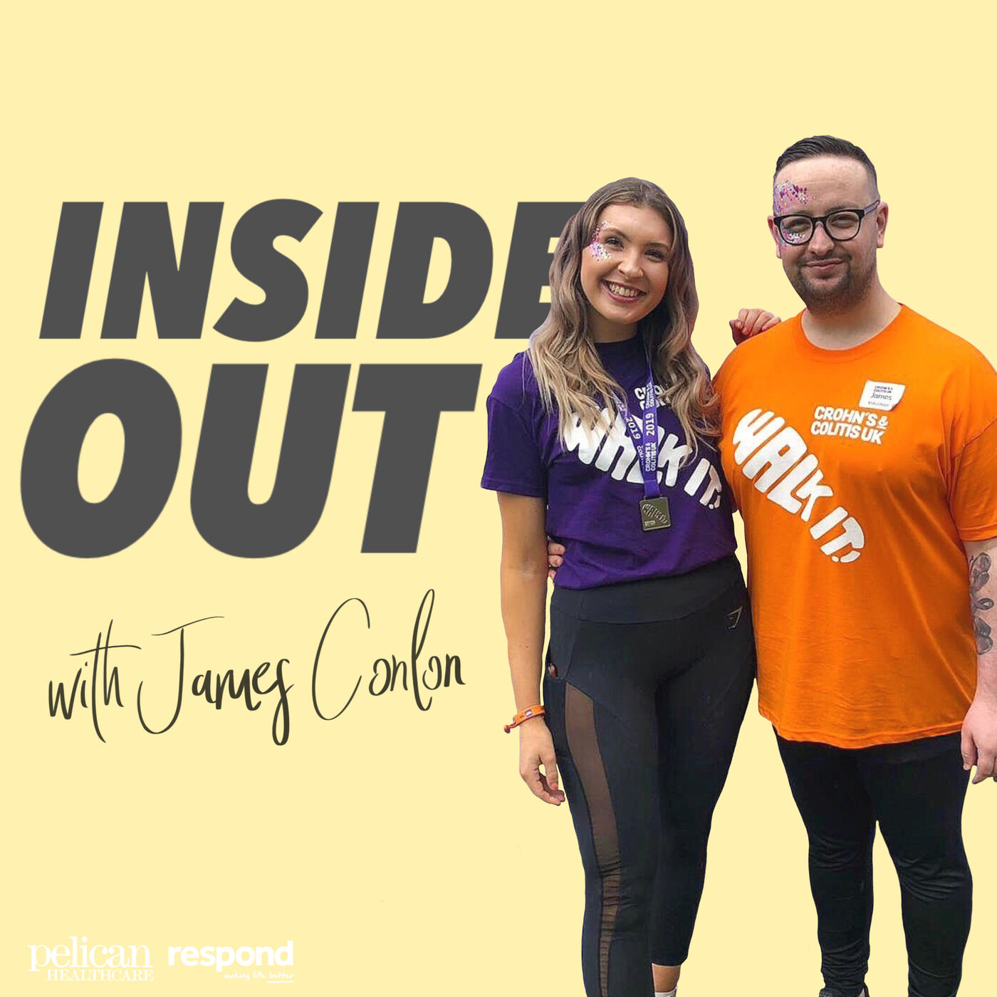 Inside Out with James Conlon; Activism, Body Image, Mental Health & Dating