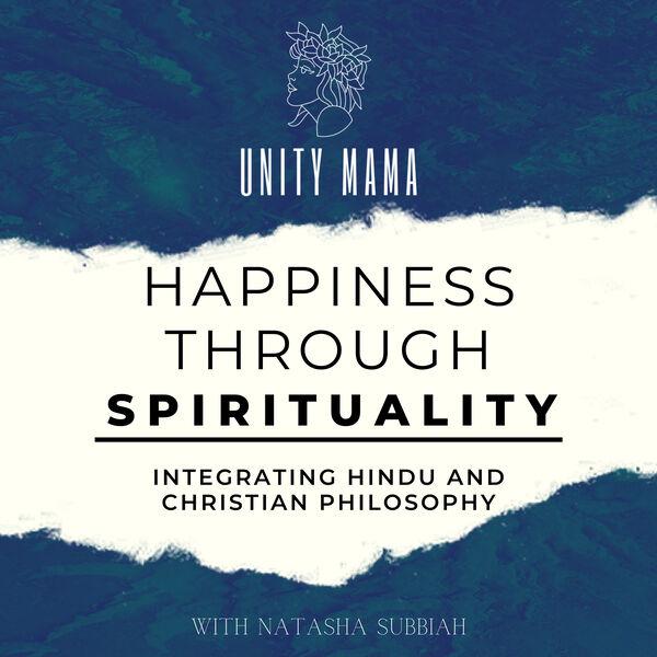 Happiness Through Spirituality Podcast Artwork Image