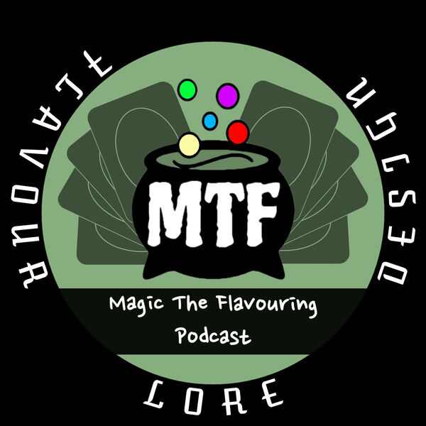 Magic The Flavouring Podcast Artwork Image