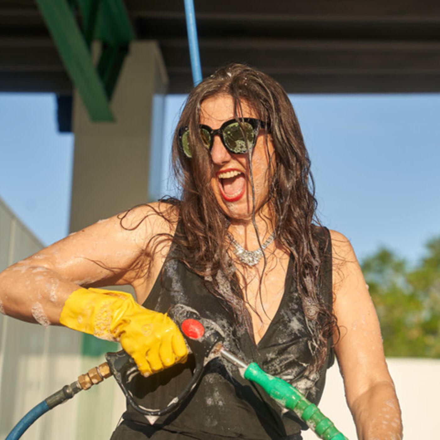 Christine Alexander, Sarasota's Laughter Facilitator, Joins the Club