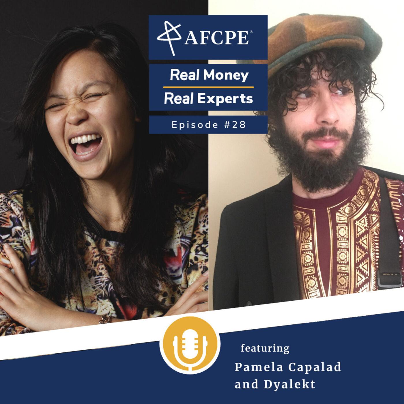 Let's get brunch: Food & Financial Equality with Pamela Capalad, AFC®, and Dyalekt