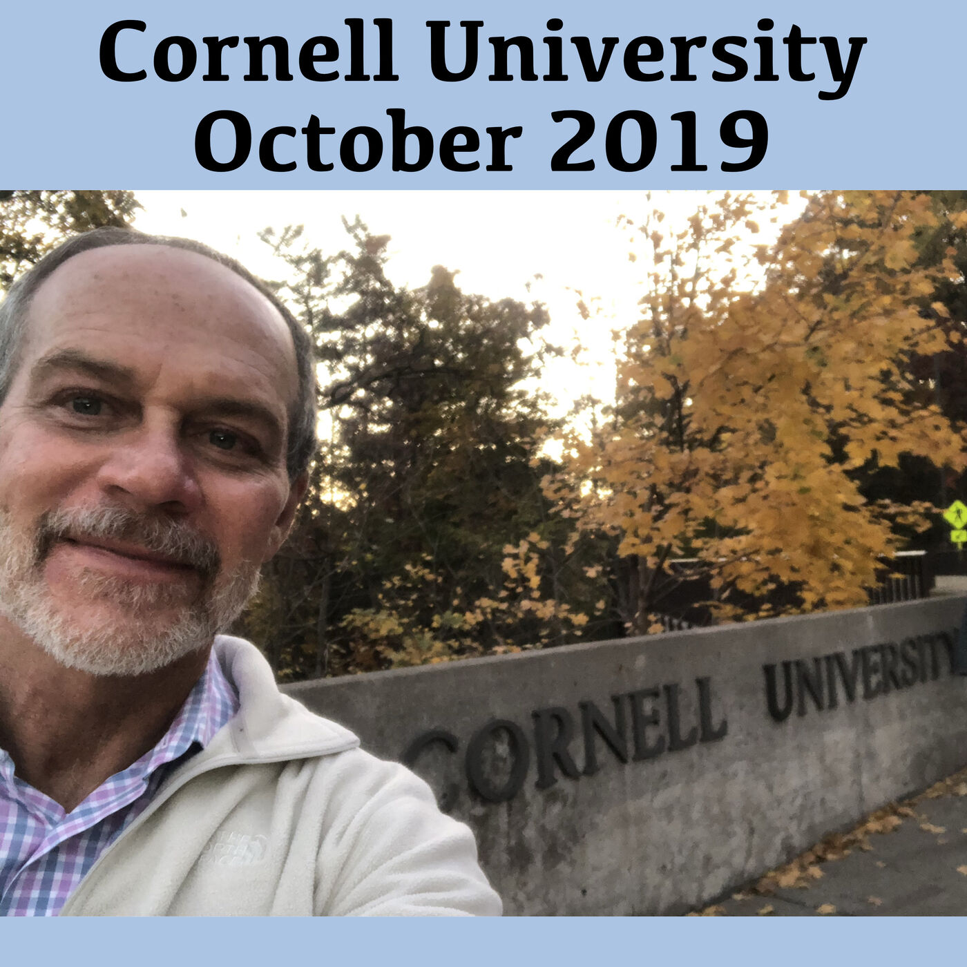 Tim Goldstein Guest Lectures a Class Session at Cornell University on Interview Challenges for the Autistic
