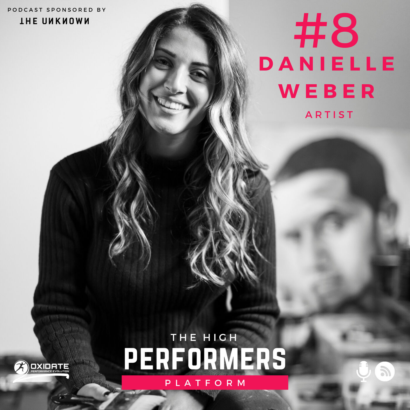 #8 Danielle Weber - Famous Melbourne based Artist - One incredibly talented human being