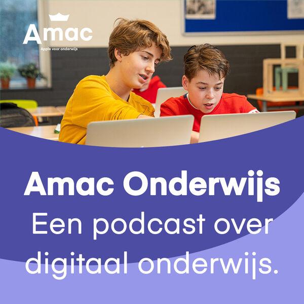 Amac Onderwijs Podcast Artwork Image