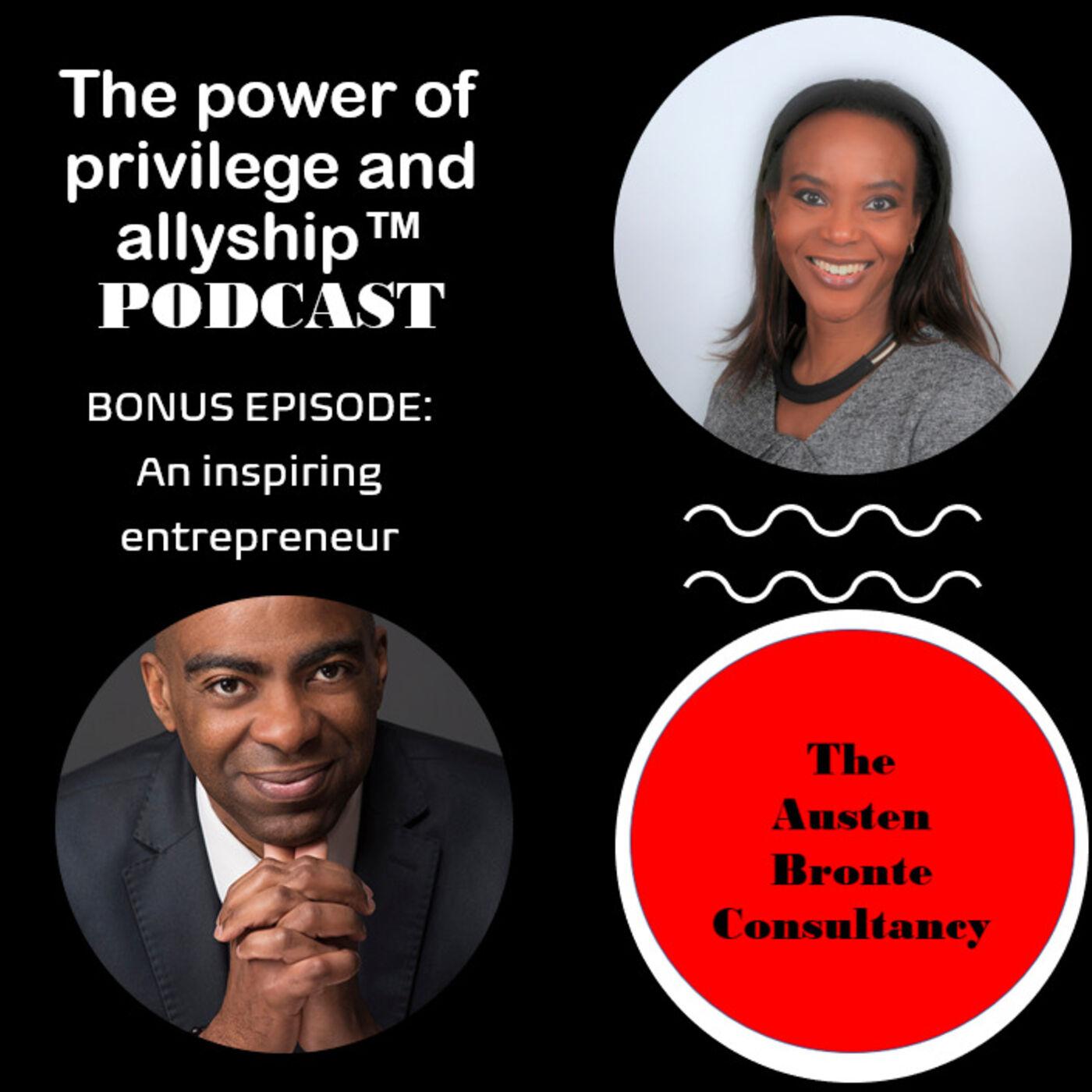 S1 BONUS EPISODE: An inspiring entrepreneur feat. Dayo Sowunmi
