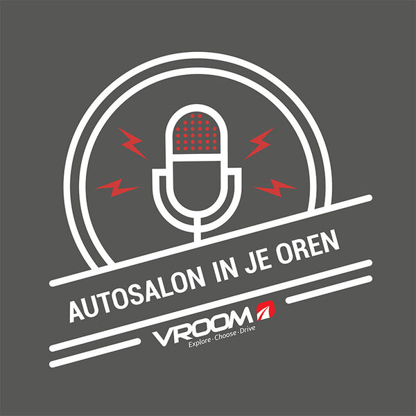 VROOM.be podcast Podcast Artwork Image