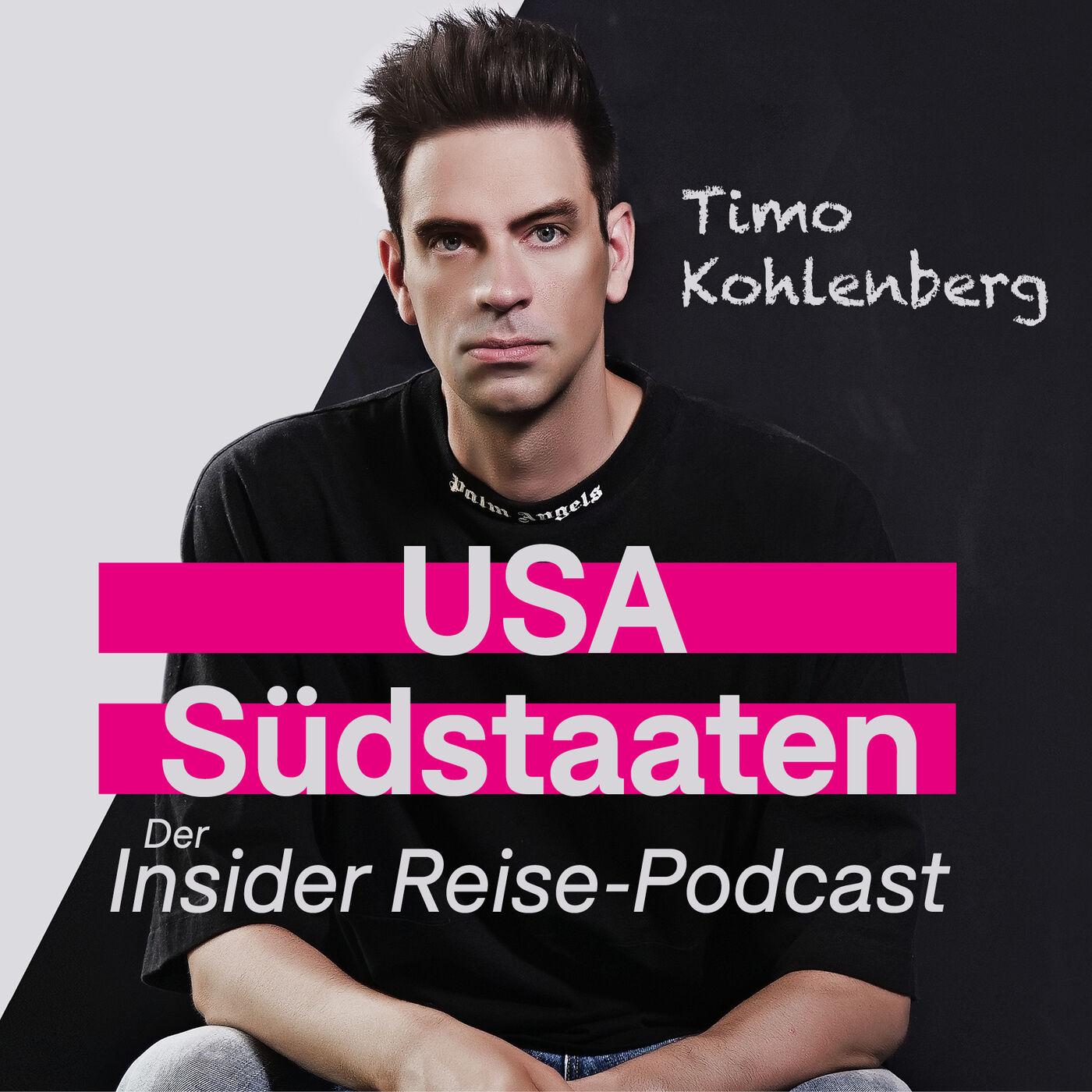 USA Südstaaten: Von Blues, BBQ und Bürgerrechten | Der Insider Reise Podcast mit Timo Kohlenberg