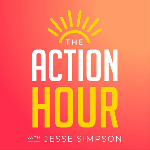 The Action Hour Podcast Artwork Image