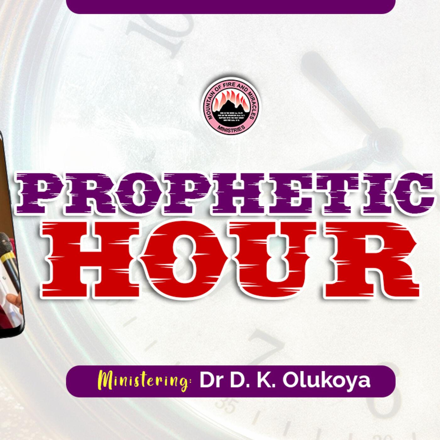 Prophetic Vitamin 5- Dr D. K. Olukoya