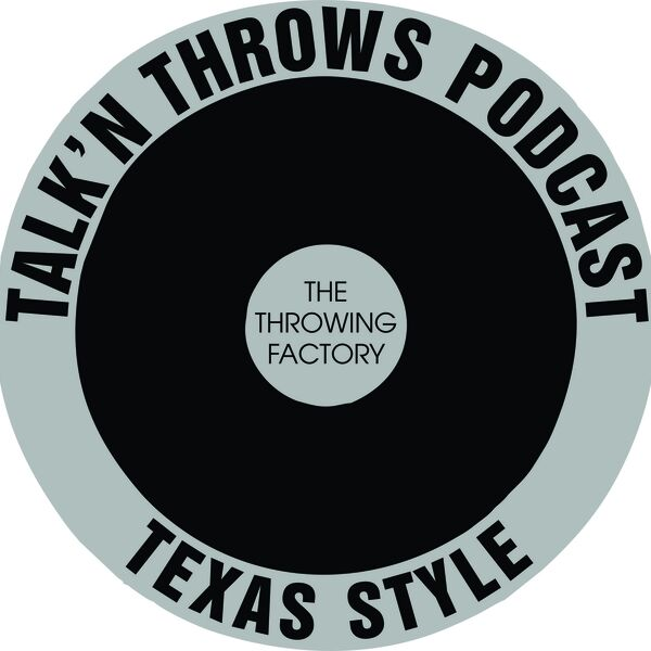 Talk'n Throws- Texas Style Podcast Artwork Image