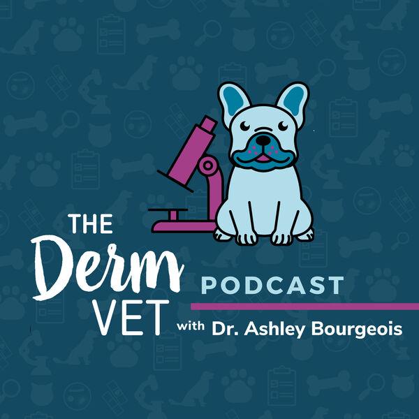 The Derm Vet Podcast Podcast Artwork Image