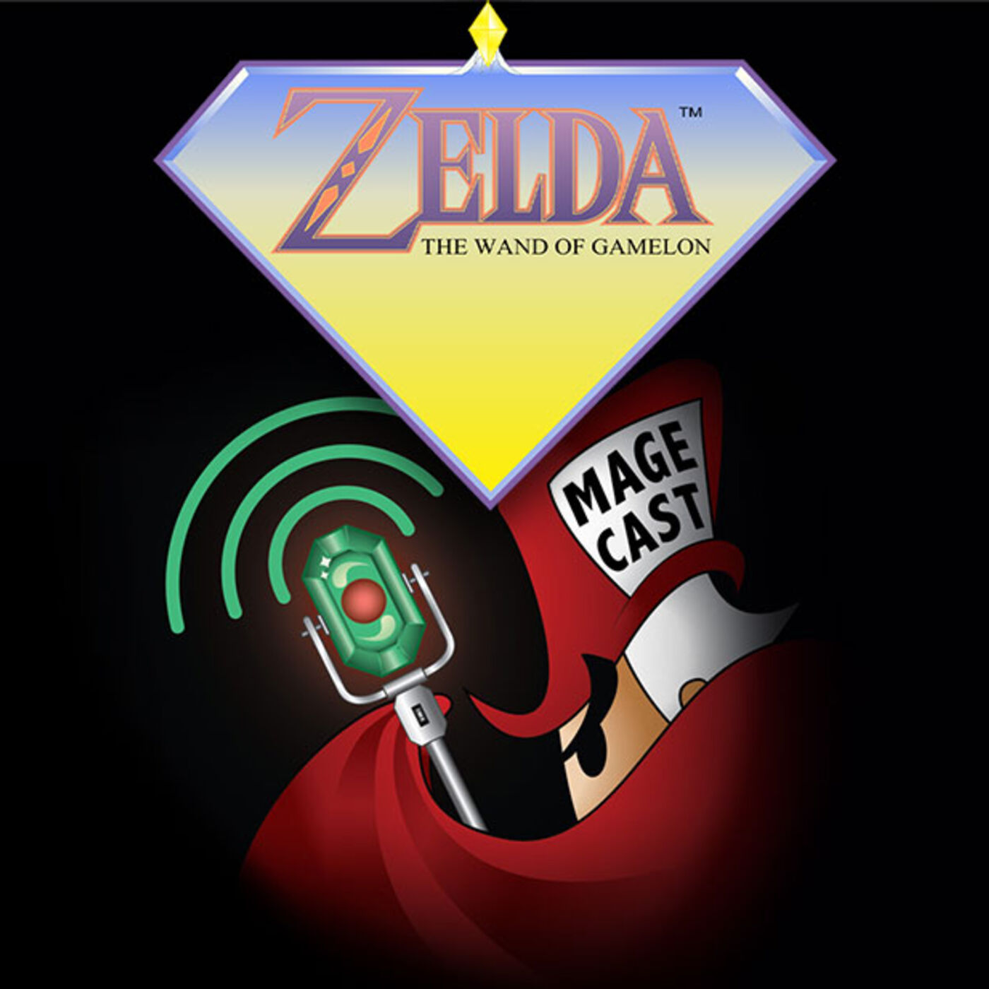 "#038 - ""The Retchin' of Zelda"" (Zelda: The Wand of Gamelon)"