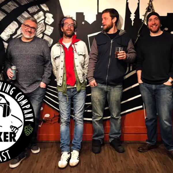 the Original Slacker Podcast Presented by Round Guys Brewing Company Podcast Artwork Image