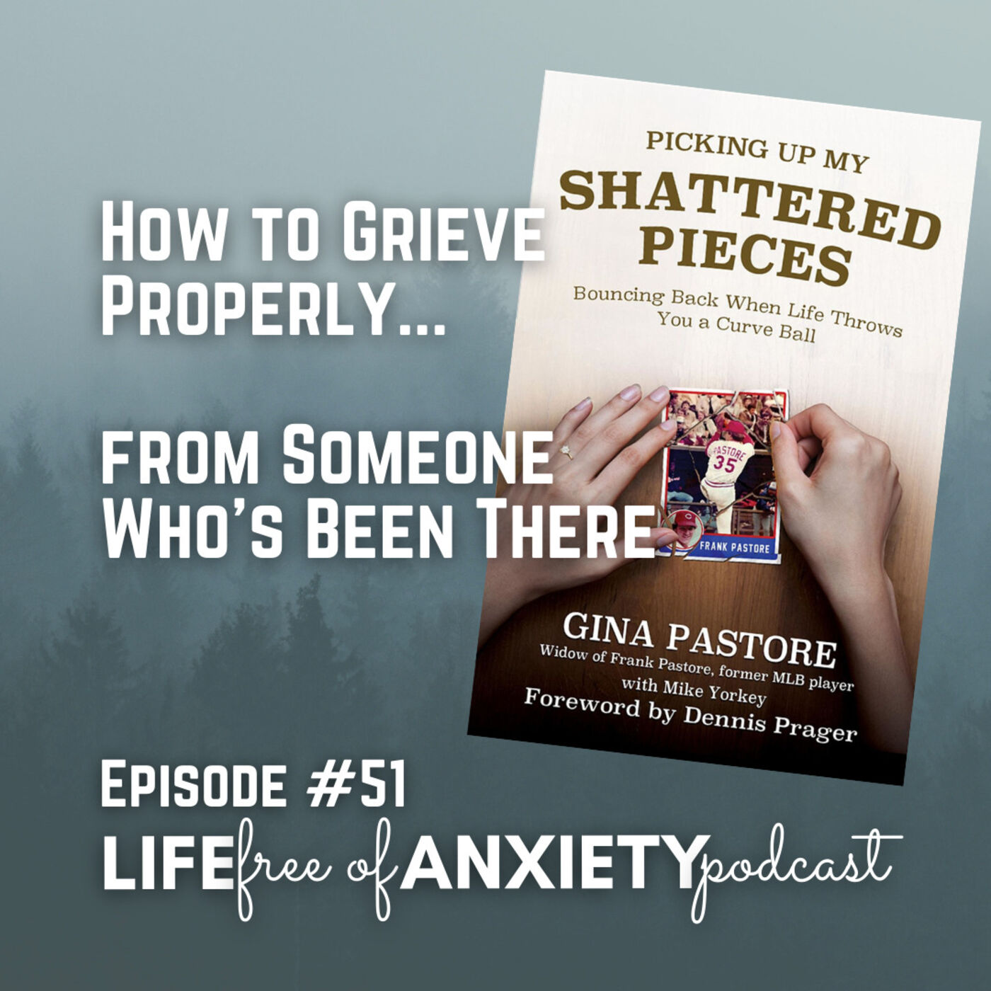 E051 - How to Grieve Properly... from Someone Who's Been There