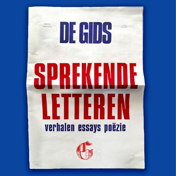 Sprekende Letteren | De Gids Podcast Artwork Image