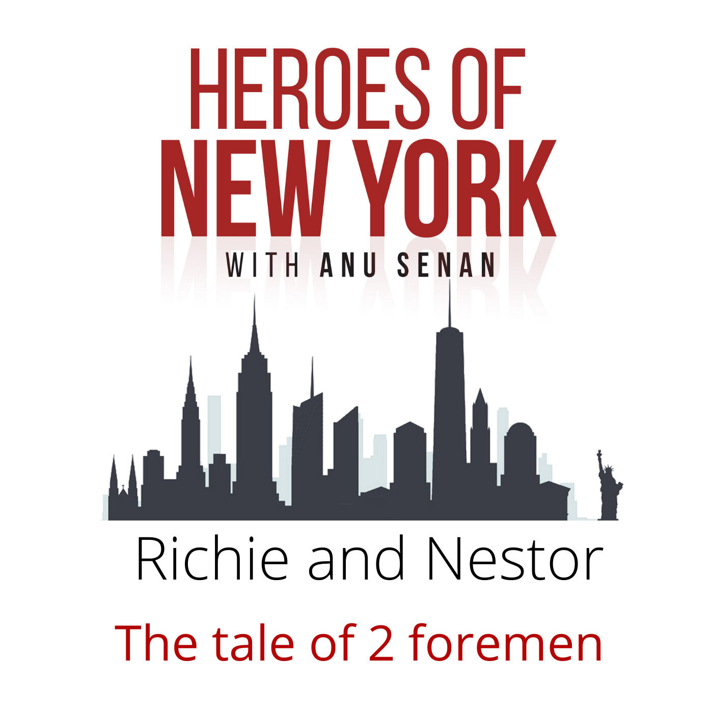 Episode#2 - Richie and Nestor - Part 1 - The tale of two foremen and their team