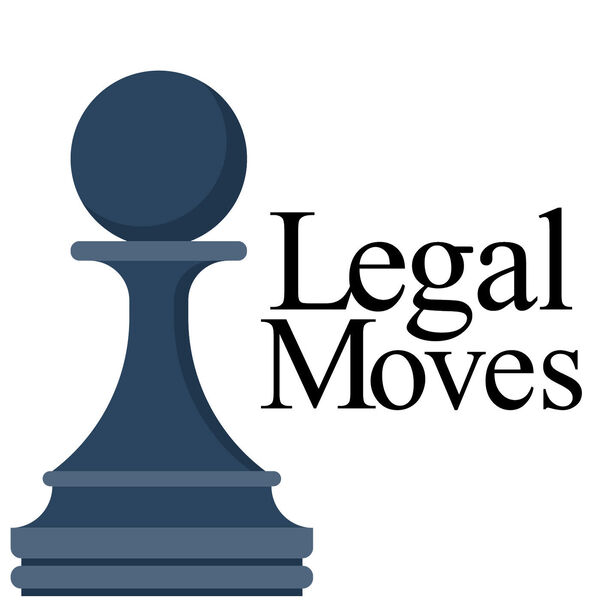 Legal Moves Podcast Artwork Image