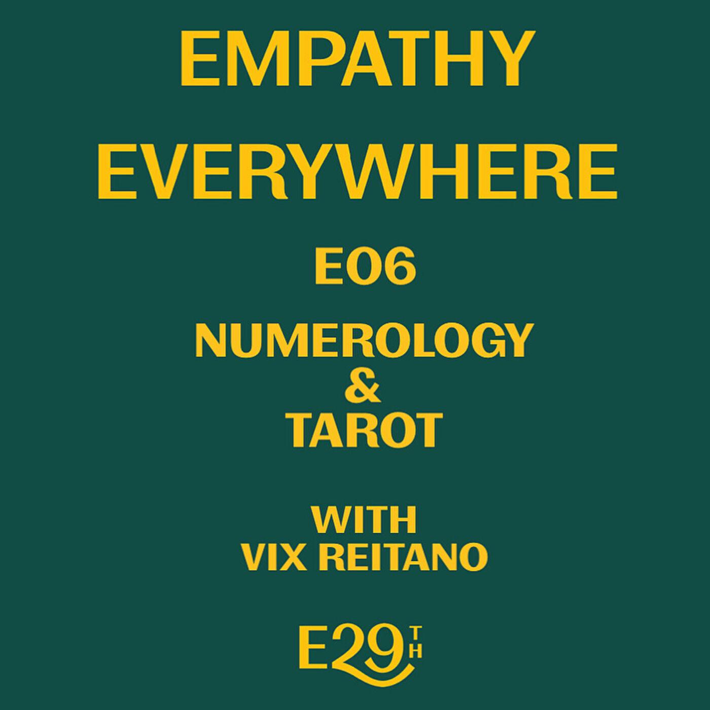 E06 - Numerology & Tarot