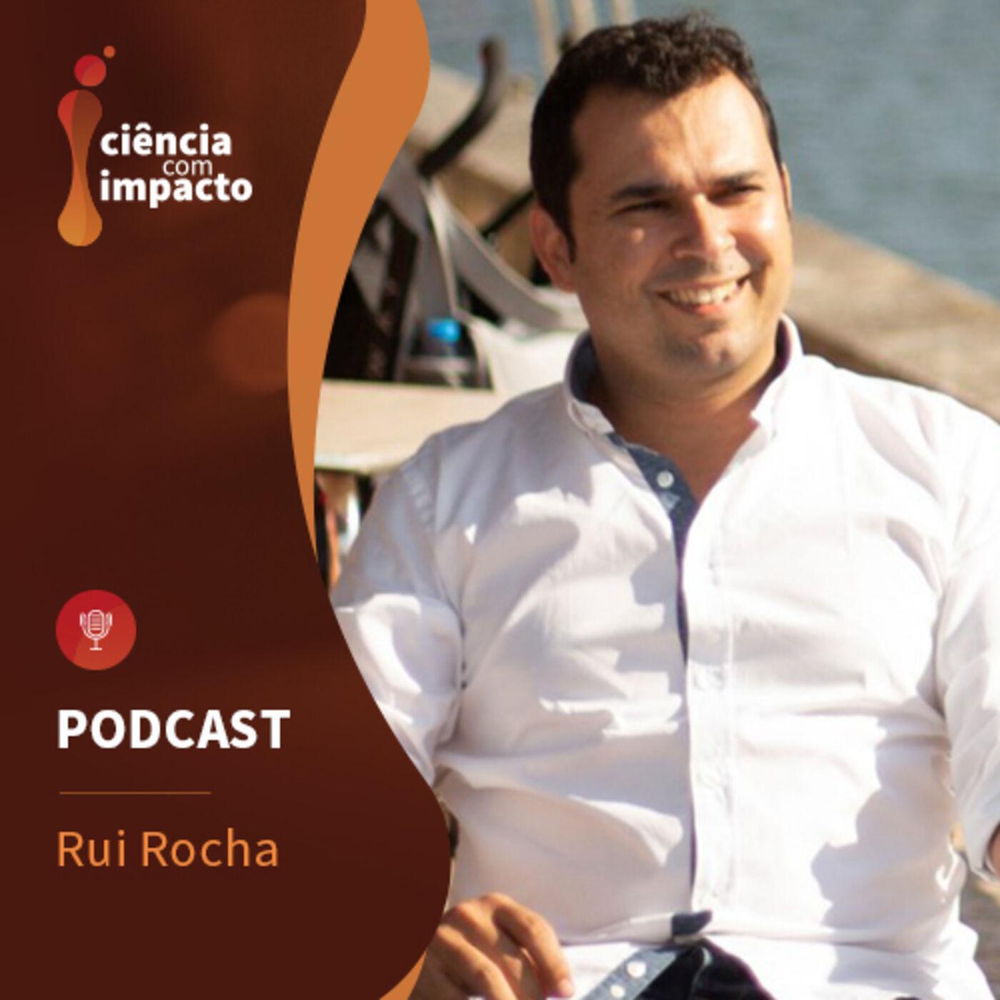 Podcast T1E8: Rui Rocha - Corais e Aquacultura Comunitária