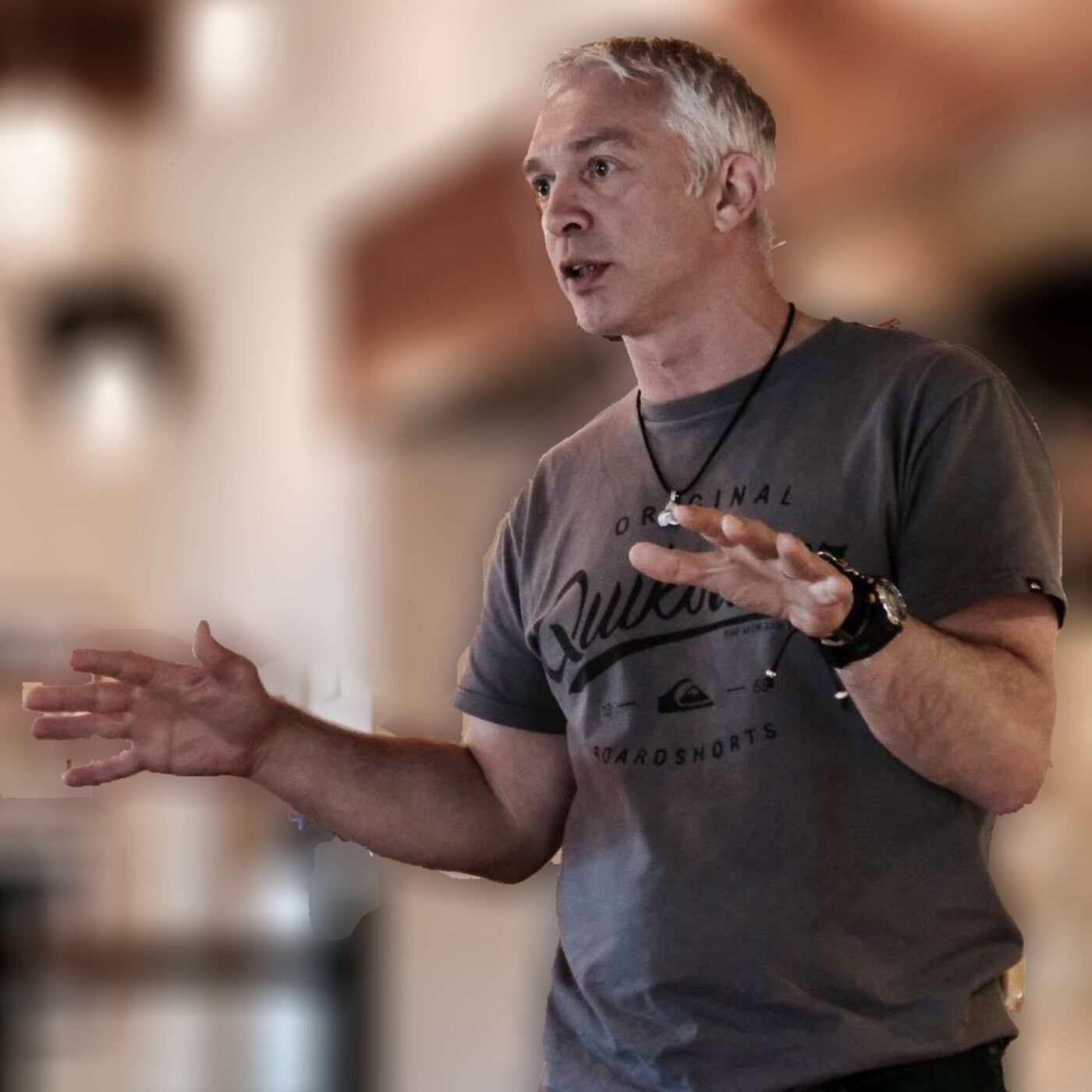 How to overcome pitch fright and sell to your potential with acclaimed coach Paul Elliott.