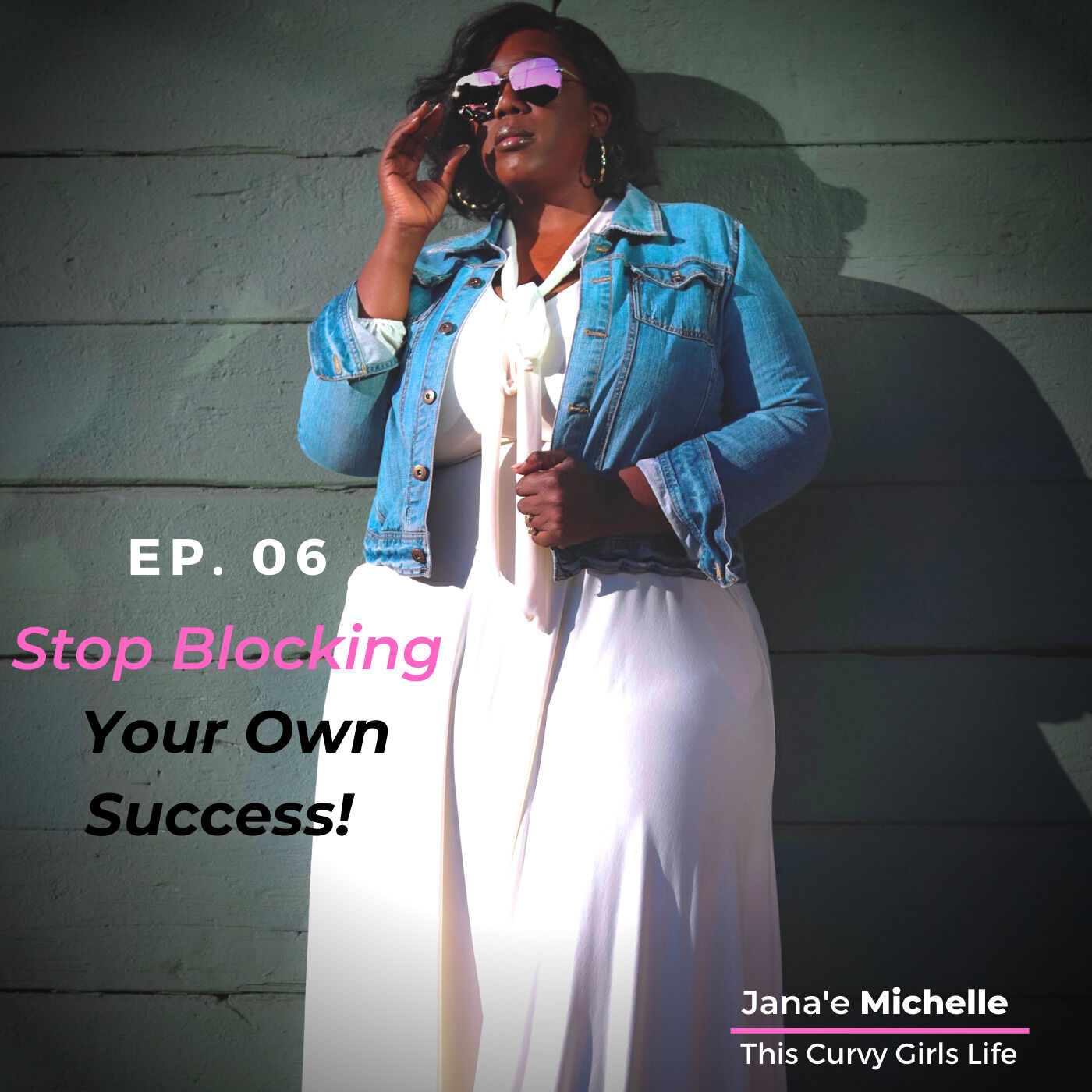 Stop blocking your own success!