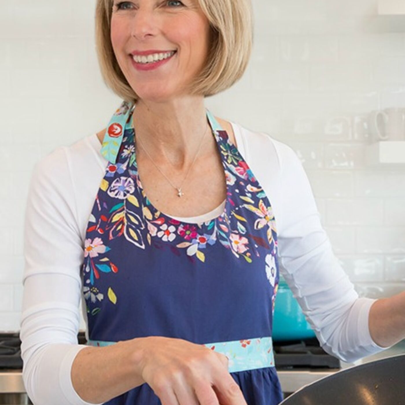 Episode 28: Family Cooking with Liz Weiss