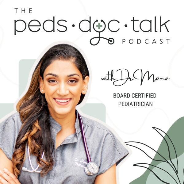 The PedsDocTalk Podcast Podcast Artwork Image